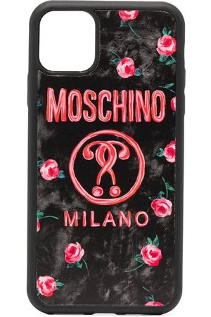 Moschino Double Question Mark iPhone 11 Pro Max case