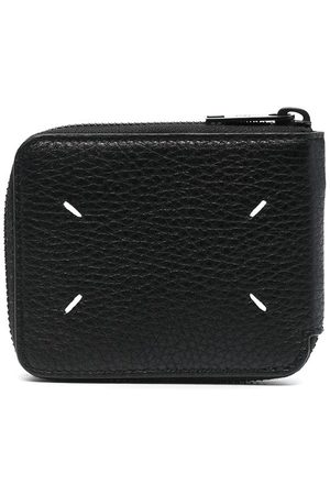 Maison Margiela Four-stitch compact wallet
