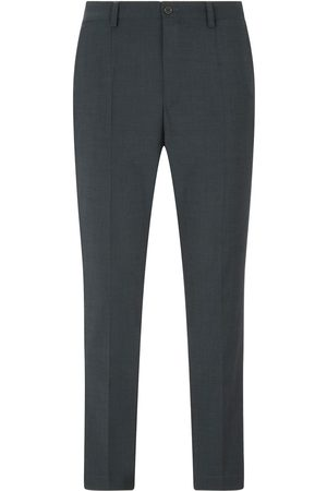 Dolce & Gabbana Tapered leg chino trousers