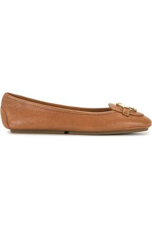 Michael Kors Women Loafers - Lillie leather moccasins