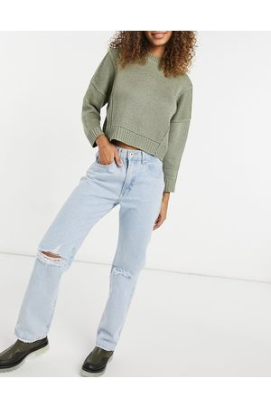 Cotton On Cotton On dad jeans in light wash