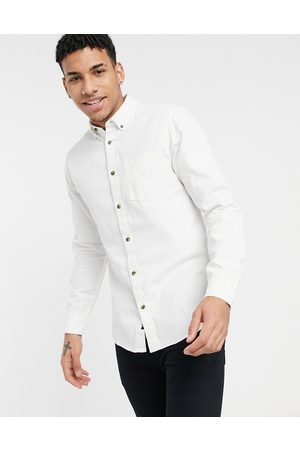 Only & Sons Twill shirt in