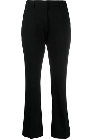 Pt01 Women Formal Pants - Slim-fit tailored trousers