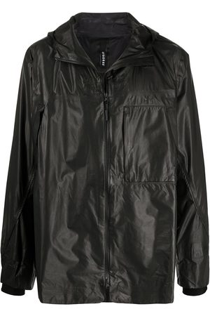 Byborre Lightweight hooded raincoat