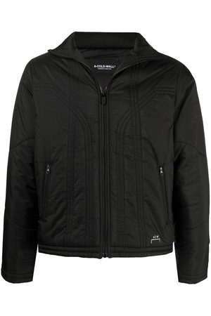 A-cold-wall* Front zip padded jacket