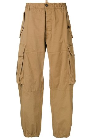 Dsquared2 Wide-leg cargo trousers