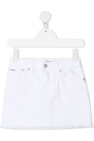 Ralph Lauren Denim mini skirt