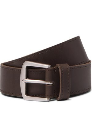 Loro Piana Men Belts - 3.5cm Leather Belt