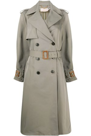 Tory Burch WOMEN'S 74713303 POLYESTER TRENCH COAT