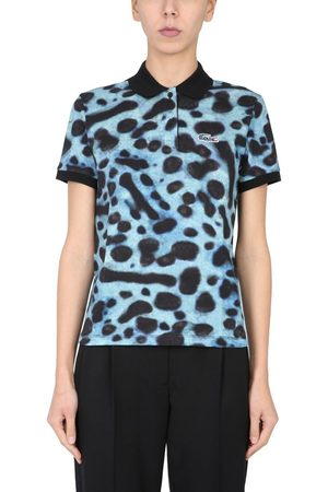 Lacoste WOMEN'S PF59036UU OTHER MATERIALS POLO SHIRT