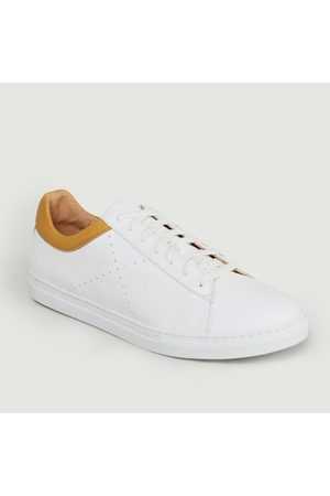 L'Exception Paris Women Sneakers - Sustainable sneakers Ocre