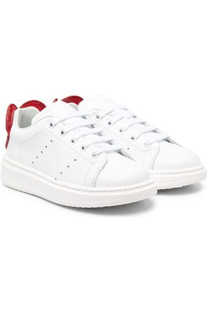 Simonetta Low-top leather sneakers