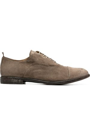Moma Suede Oxford shoes