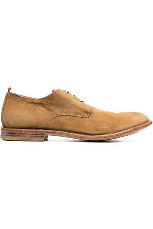 Moma Lace-up suede Derby shoes