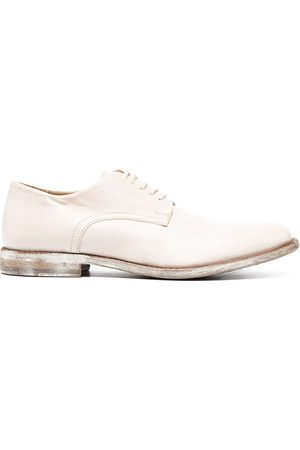 Moma Distressed sole finish oxford shoes