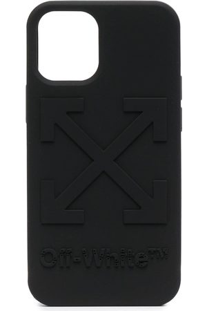 OFF-WHITE Arrows-motif iPhone 12 mini case