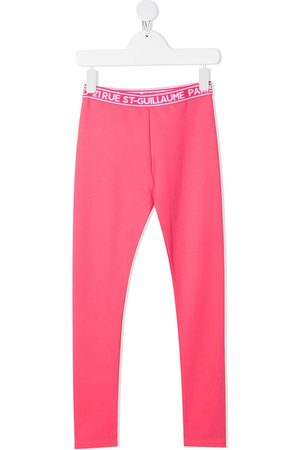 Karl Lagerfeld Logo waistband leggings