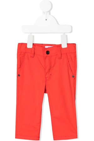 HUGO BOSS Baby Chinos - Mid-rise slim-cut chinos