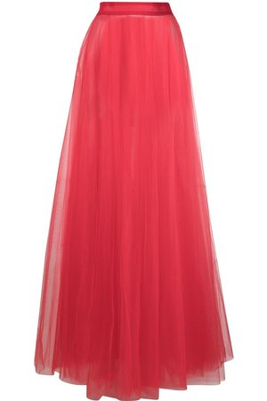 LOULOU Flared maxi skirt