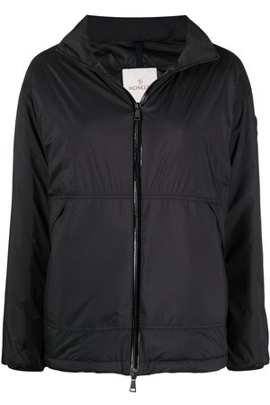 Moncler Women Rainwear - Padded lining rain jacket