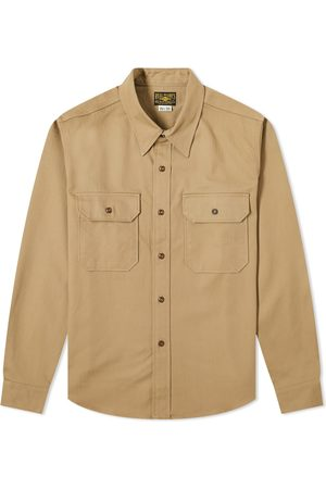 The Real McCoys The Real McCoy's M-38 Shirt