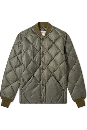 The Real McCoys The Real McCoy's Quilted Down Jacket