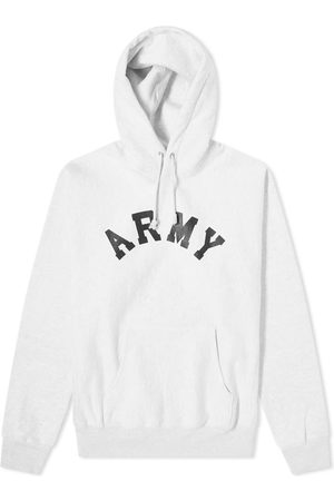 The Real McCoys Men Hoodies - The Real McCoy's Army Hoody