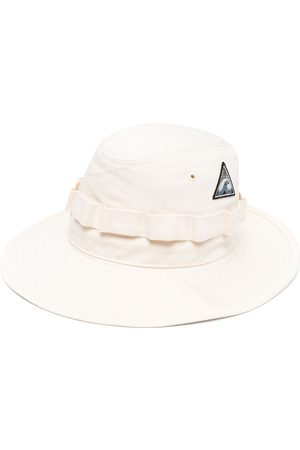 Jil Sander Logo-patch sun hat
