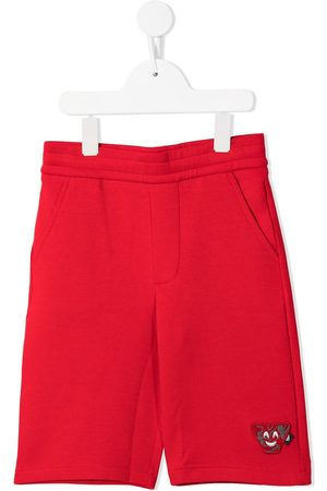 Emporio Armani Smiling face shorts