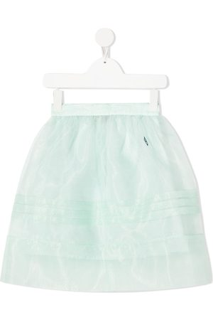 The Animals Observatory Layered tulle skirt