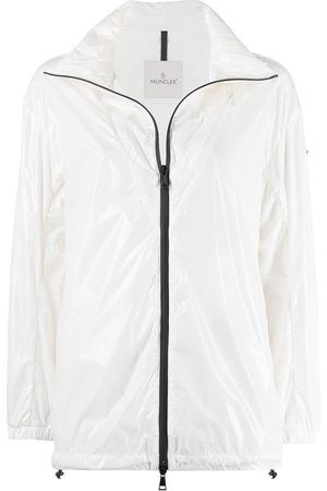 Moncler Melucta semi-sheer windbreaker jacket