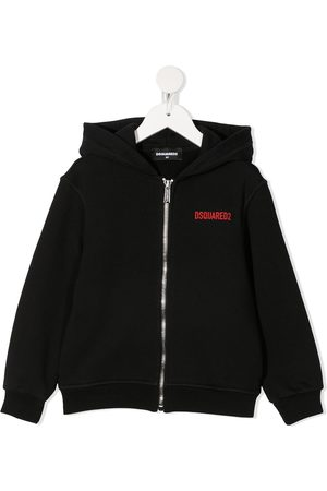 Dsquared2 Kids Icon zip-up hoodie