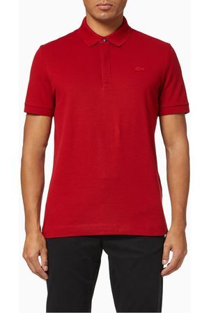 Lacoste Women Polo Shirts - Regular Fit Stretch Cotton Piqué Polo Shirt
