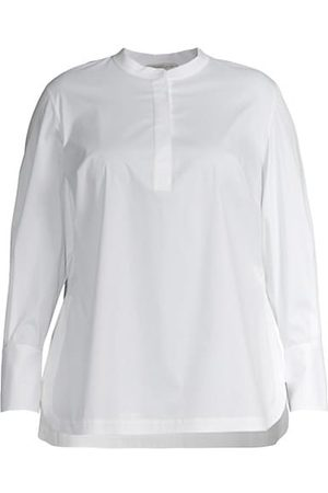 Lafayette 148 New York, Plus Size Axler Tunic Shirt