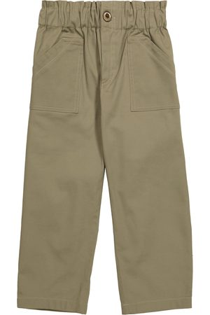 PAADE Harper stretch-cotton pants