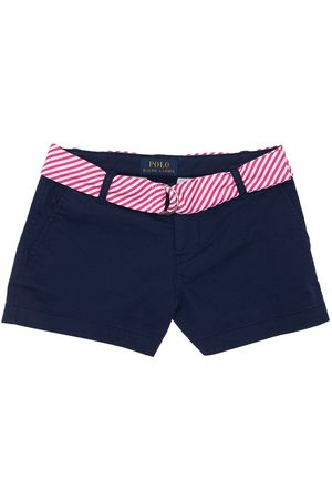 Ralph Lauren Stretch Cotton Twill Shorts