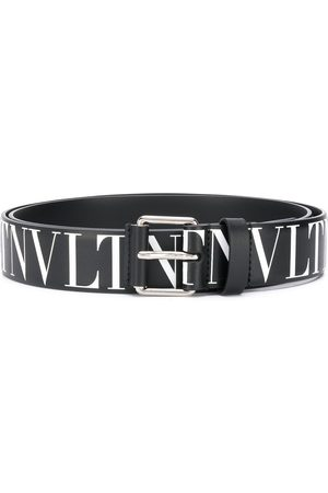 VALENTINO GARAVANI Men Belts - VLTN-print belt