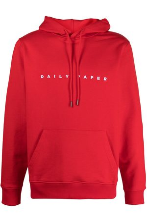 Daily paper Logo-embroidered hoodie