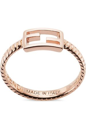 Fendi FF Baguette band ring
