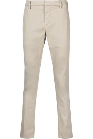 Dondup Slim-cut cotton chinos