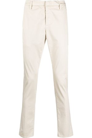 Dondup Mid-rise slim-fit chinos