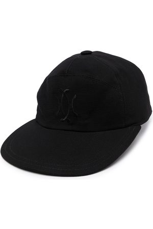Hermès Women Caps - Pre-owned Double H embroidered baseball cap
