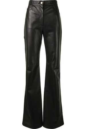 Proenza Schouler High-waisted leather trousers