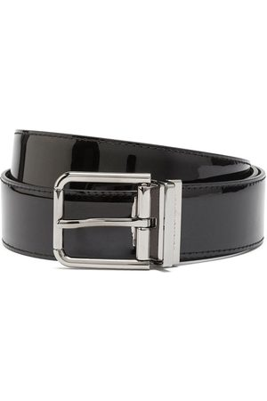 Dolce & Gabbana Men Belts - Logo buckle belt