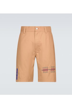 ADISH Makhlut cotton chino shorts