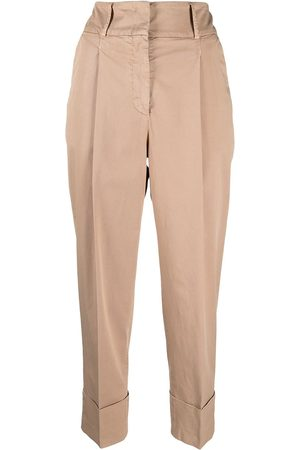 adidas Cropped tailored trousers