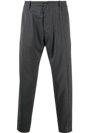 Nine In The Morning Tapered cropped trousers