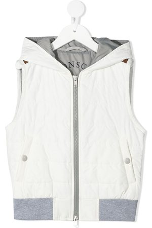 adidas Zipped-up padded gilet