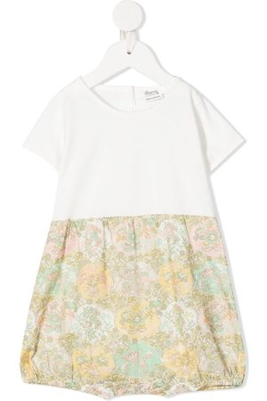 adidas Floral panel playsuit