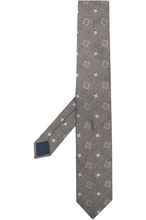 adidas Embroidered motif tie